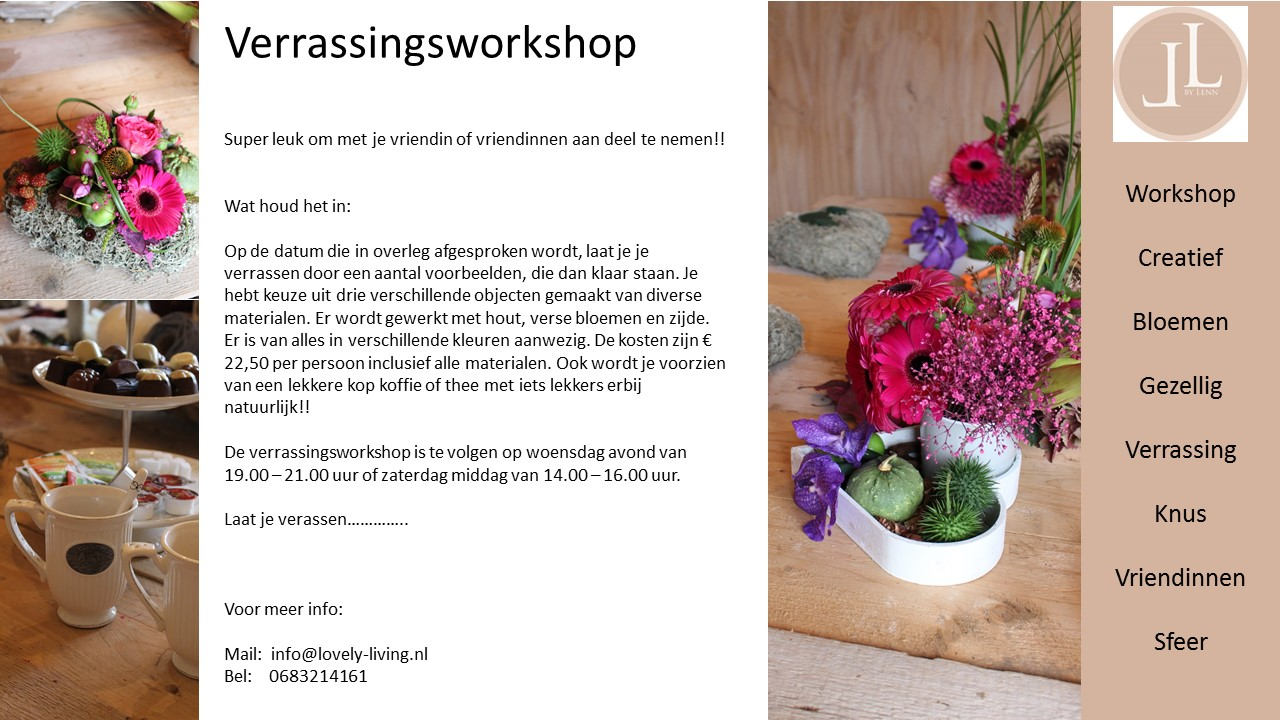 verassingsworkshop